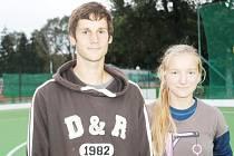 Martin Seemann a Karolína Hanzlová