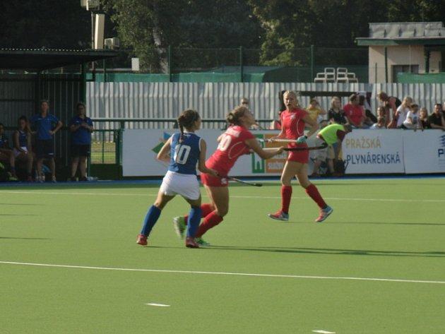Česká republika - Itálie 3:2 (1:1)