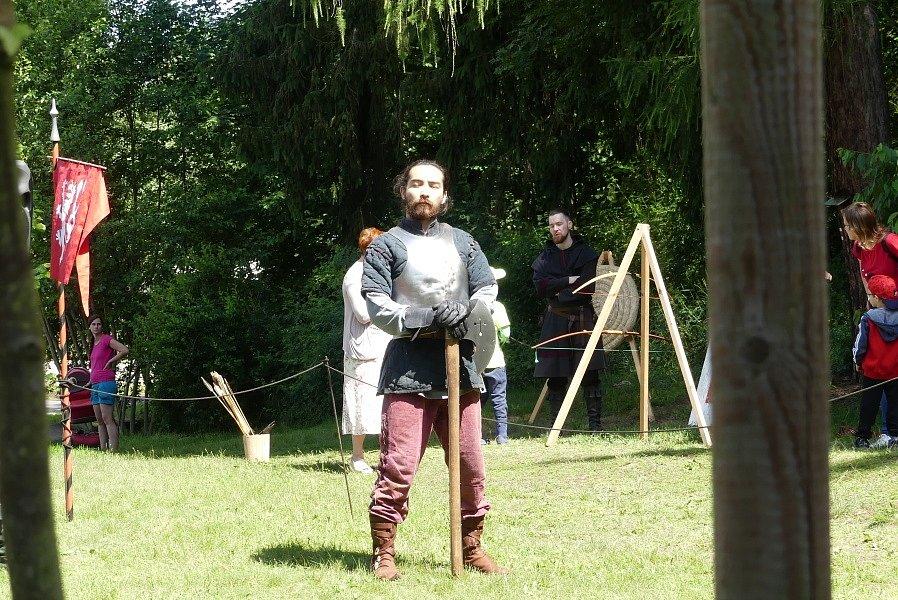 Na hradě Krakovci pokračují Husovy slavnosti.