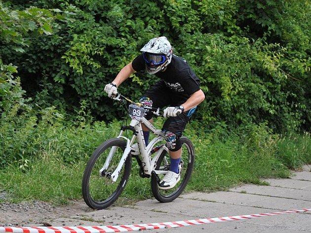 Rakovnické cyklování: Downhill
