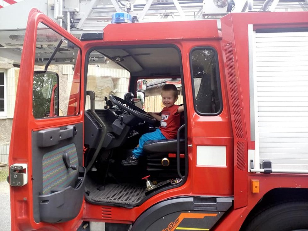 Oslavy 140. výročí Sboru dobrovolných hasičů v Pavlíkově.