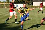 Fotbalisté Mšece prohráli v prvním přípravném duelu se Lhotou 0:2. Foto: Alžběta Brabcová