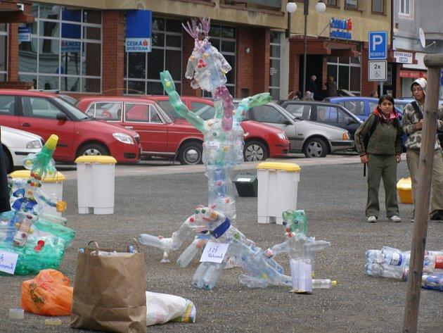 Odpadová olympiáda.