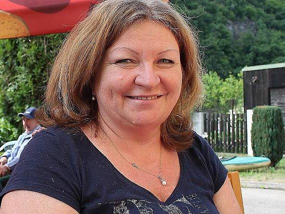 Ředitelka Hana Rusňáková
