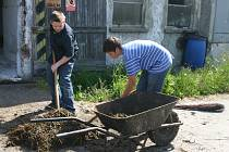 Zemědělská soutěž na Bulovně