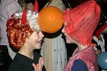 Dětský maškarní karneval v Kounově 2011