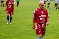 František Veselý av pozadí Horst Siegl