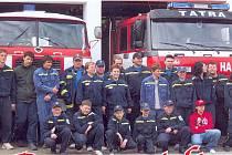 Sbor dobrovolných hasičů Rynholec.