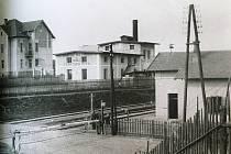 František Otta si v době, kdy vykonával funkci starosty města, nechal vybudovat u jeho továrny vilu, která byla zbořena v roce 2003.