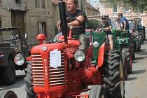Hředelská traktoriáda 2013