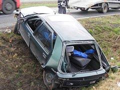 Nehoda u Krušovic
