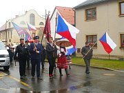 I v Řevničově oslavili 100. výročí vzniku republiky.