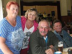 Sraz rodáků v Lašovicích