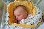 VANESSA VAITOVÁ, CHRÁŠŤANY. Narodila se 12. prosince 2018. Po porodu vážila 4,1 kg a měřila 53 cm. Rodiče jsou Kristýna a Jiří.