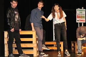 Ze zahájení celostátní přehlídky amatérského činoherního divadle pro děti a mládež – Popelka 2019.
