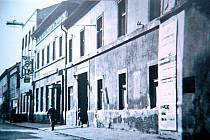 Restaurace a hotel Družba (dříve Schneider).