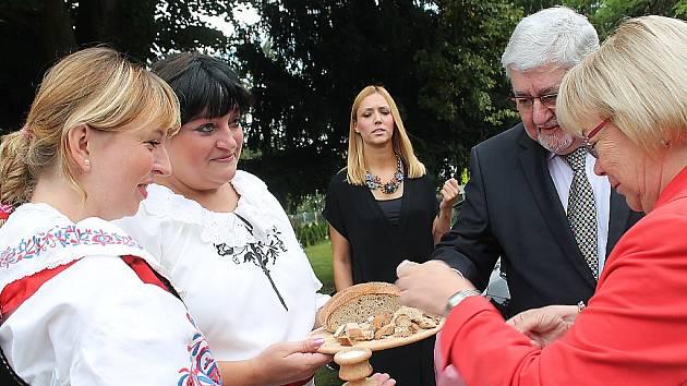 Návštěva z Porýní- Falcko