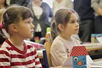 Zahájení školního roku v ZŠ Nové Strašecí