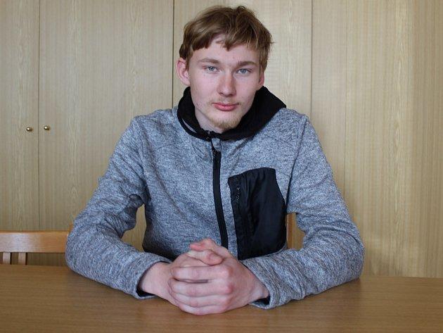 Jakub Březa zvítězil v soutěži ve svařování O Zlatou kuklu společnosti SIAD