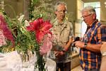Třicátá výstava lilií v Rabasově galerii v Rakovníku
