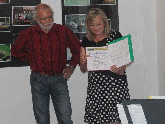 Výstava Fotoklubu Jesenice ve Vlastivědném muzeu