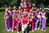 Rakovnická výprava mladých dívek