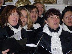 Koncert v Lišanech.