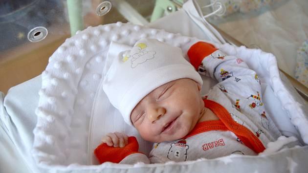 ANETA BALOGHOVÁ, KLADNO. Narodila se 25. prosince 2018. Po porodu vážila 2,8 kg a měřila 49 cm. Rodiče jsou Markéta a Dušan.