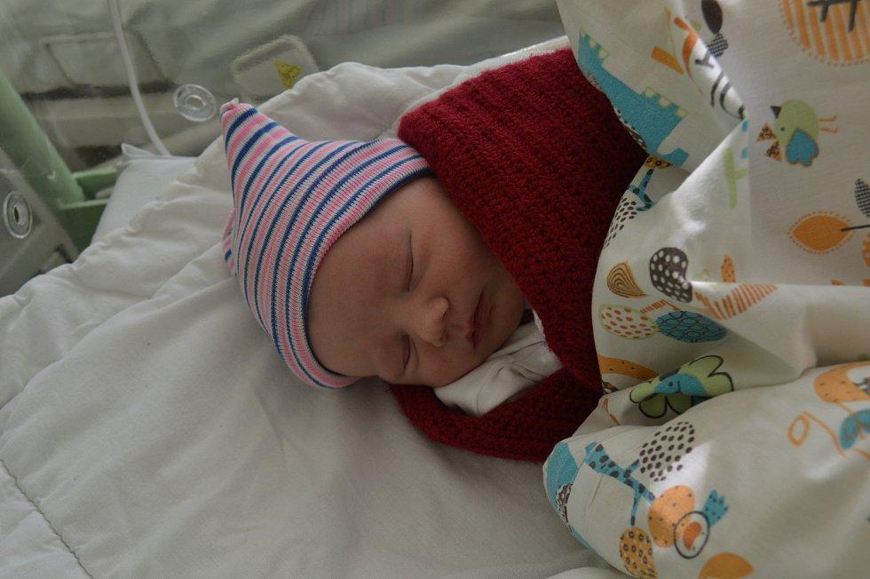 ELIÁŠ VYSOKÝ, BEROUN. Narodil se 17. června 2019. Po porodu vážil 3,6 kg a měřil 49 cm. Rodiče jsou Kamila a Jan. Bratr Filípek.