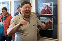 Z 56. členské výstavy fotoklubu Amfora v Rabasově galerii v Rakovníku.