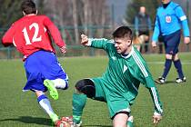 Fotbalisté rezervy rakovnického Tatranu remizovali s Velkou Dobrou 1:1. Bonusový bod si připsali hosté.