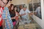 Výstava Cestička do školy v jesenickém muzeu