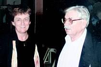 Setkání Karly Krátké a Ludvíka Vaculíka