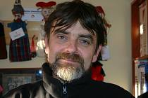 Alexandr Krško, ředitel Dětského domova v Novém Strašecí