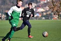 Derby mezi staršími dorostenci Tatranu a SK dopadlo lépe pro svěřence Václava Ecka. Tatranští vyhráli 3:0