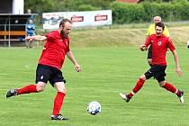 Ilustrační foto. Fotbalová příprava: Řevničov - Pavlíkov 2:2.