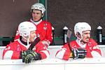 Hokejbalisté HBC Rakovník v prvním jarním kole extraligy nestačili na Plzeň, které podlehli 1:2.