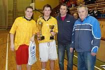 FC Krušovice - vítěz Viola cupu