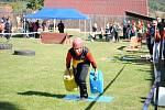V Kounově se konal 5.ročník soutěže o titul Železného hasiče.