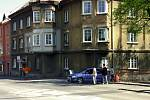 Rekonstrukcí projde nejen chodník, ale také vjezd do Trávnické ulice