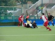 Rakovnické pozemní hokejistky zničily hradeckou Slavii v semifinále play off 10:1.