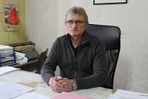 Vlastimil Štiller, starosta Slabec