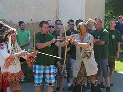 Klání o Krakovecký meč na Drahouši