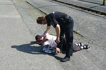 Ilustrační foto. Městská policie