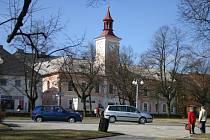 Komenského náměstí. Ilustrační foto.