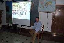 Přednáška cestovatele Igora Brezovara