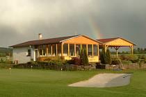 Golf Park v Podbořánkách.