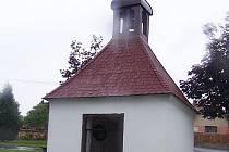 Kaplička v Bělbožicích
