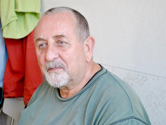 Milan Mendík - trenér boxu SŠB Zavidov