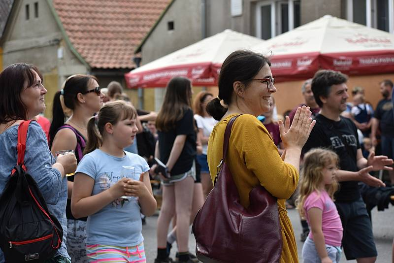 Padesátileté výročí od otevření kulturního domu v Pavlíkově.